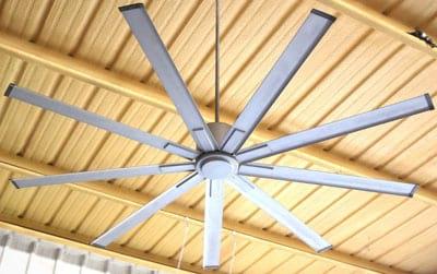"""Big-Air-88""""Industrial-IndoorOutdoor-Ceiling-Fan"""