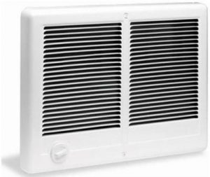 Cadet Com-Pak Twin 4000W Large Room Electric Wall Heater