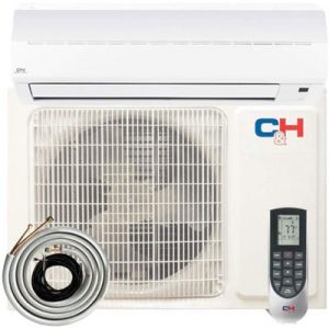 Cooper and Hunter Mini Split Ductless Air ConditionerHeat Pump