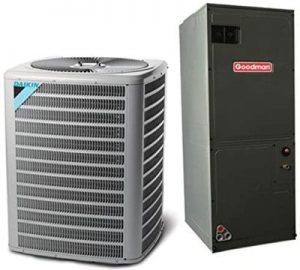 Daikin Central Air Conditioners