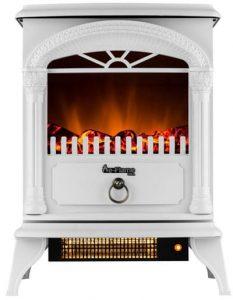 E-Flame USA Hamilton Electric Portable Fireplace Stove