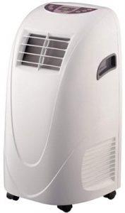 Global Air 10,000 BTU Portable Air Conditioner Cooling