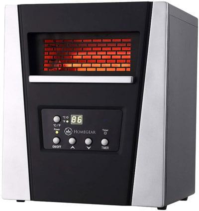 Homegear 1500W Infrared 5051401468154