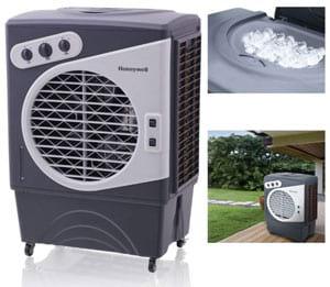 Honeywell 2,471 CFM Evaporative Cooler
