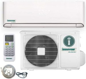 Innovair Air Conditioner Inverter Ductless Wall Mount