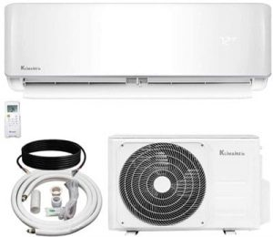 Klimaire Ductless Mini-Split Inverter Air Conditioner KSIV