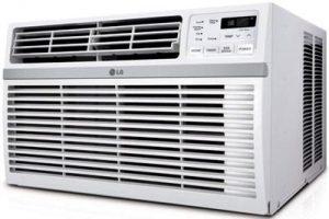 LG LW8016ER 8,000 BTU 115V Window AIR Conditioner