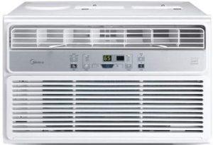 Midea MAW08R1BWT Window Air Conditioner 8000 BTU EasyCool AC