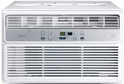 Midea MAW08R1BWT Window Air Conditioner 8000 BTU EasyCool AC