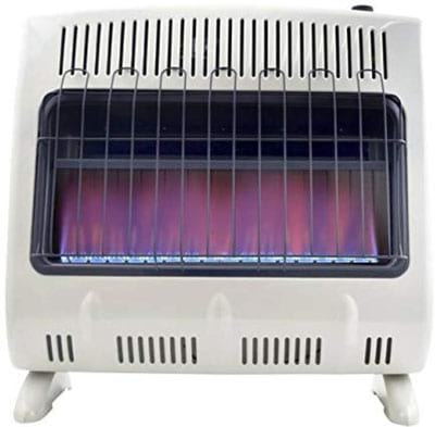 Mr. Heater Vent-Free Blue Flame Natural Gas Heater MHVFB30NGT