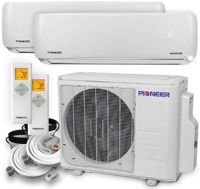 PIONEER Air Conditioner WYS020GMHI22M2 Multi-Split Unit