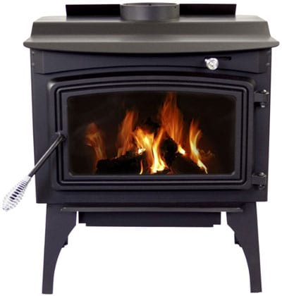 Pleasant Hearth Medium Wood Burning Stove