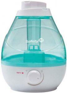 Safety 1st 360 Ultrasonic Humidifier