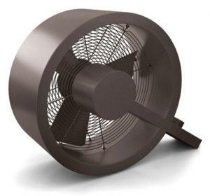 Stadler Form Q Stainless Steel Floor Fan