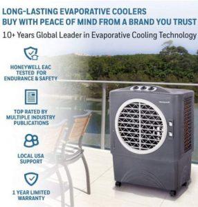 great evaporative cooler