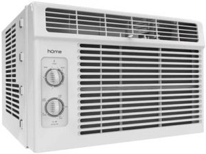 hOmeLabs 5000 BTU Window Air Conditioner