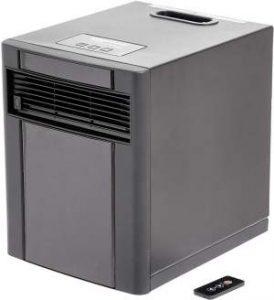 AmazonBasics Portable Eco-Smart Space Heater