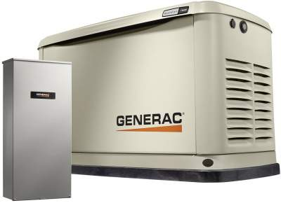 Generac 7033 11kW Air Cooled