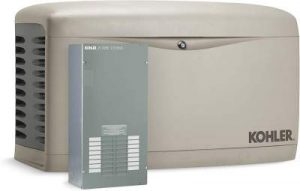 Kohler 20RESCL-100LC16 Air-Cooled