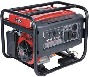 Predator Portable Generator 8750