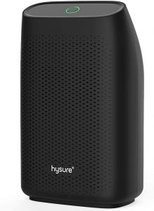 Hysure Quiet Mini Dehumidifier