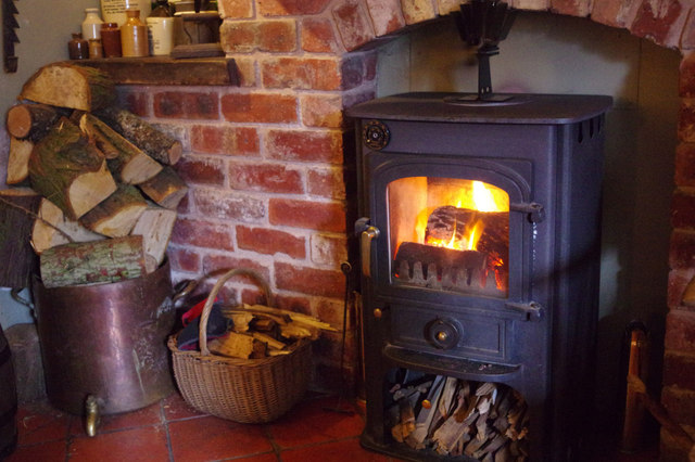 7 Tips for How to Get the Most Heat from a Wood Stove