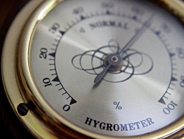 analog-hygrometer