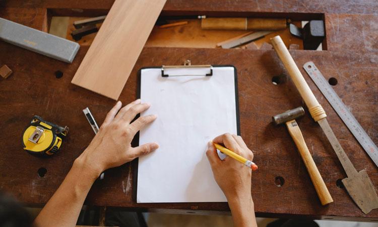 carpentry-planning