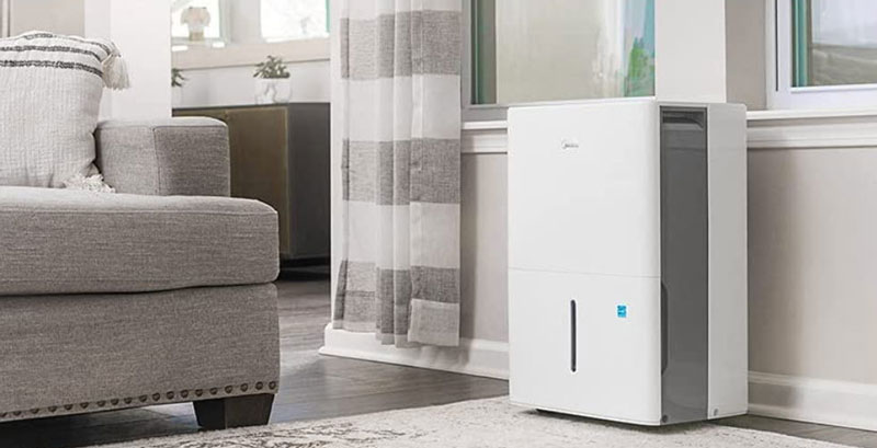 dehumidifier-at-the-living-room