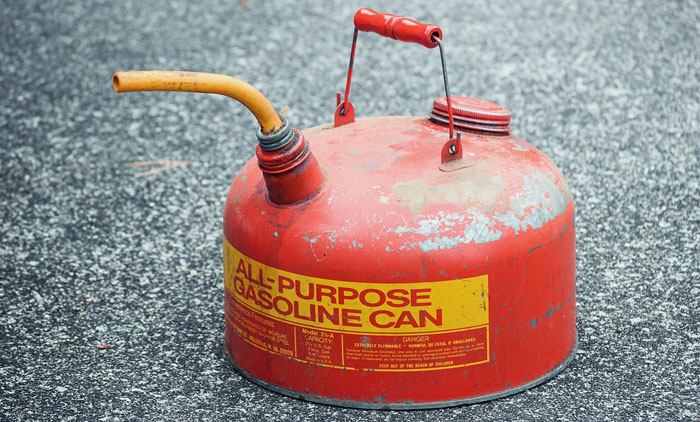 gasoline-container
