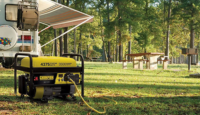 generator-outside
