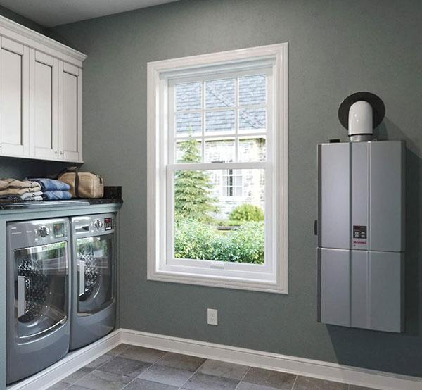 laundry-water-heater