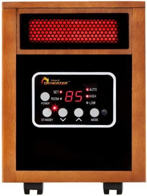 Dr. Infrared Heater DR-968H Space Heater