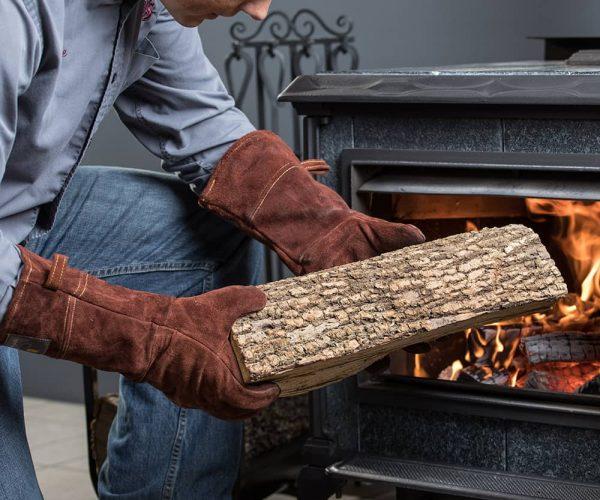 Wood Burning Stove gloves